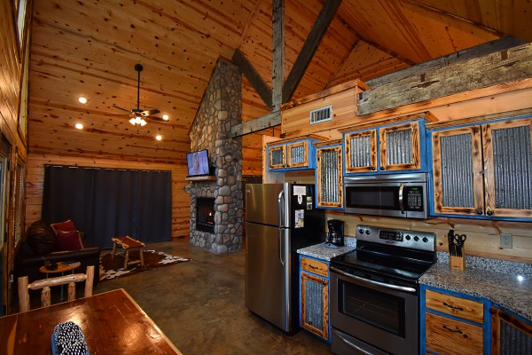 Main Cabin Photo